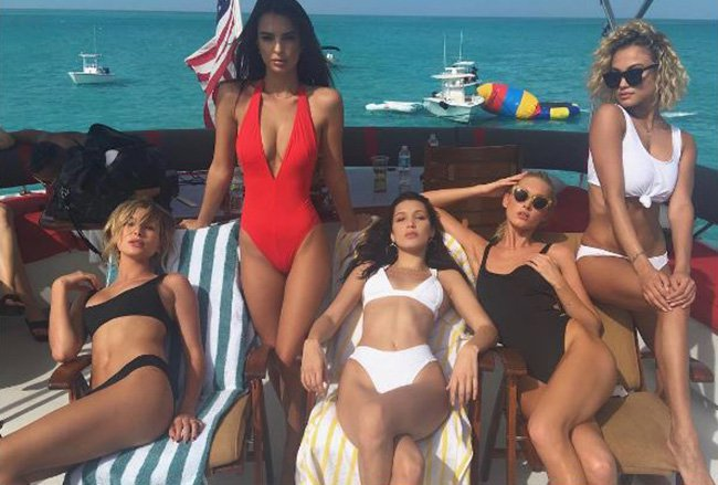 Bella Hadid finally breaks her silence about Fyre Festival saying she 'feels so sorry' but insists she had nothing to do with it