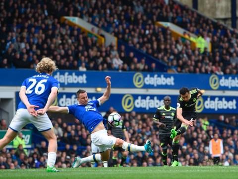 Pedro screamer for Chelsea v Everton highlights his exceptional season