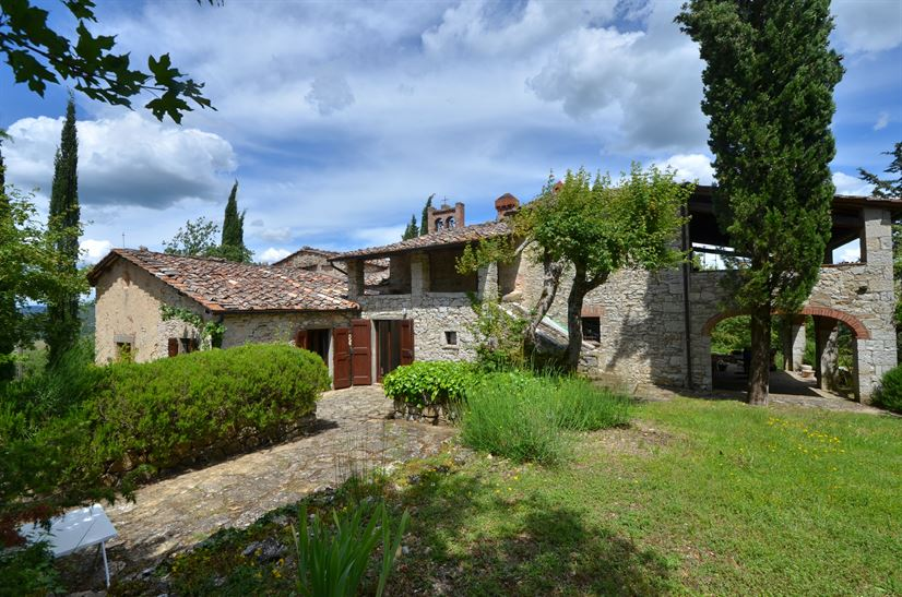 Villa breaks in Italy – head to Chianti for a slice of foodie heaven