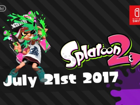 Splatoon 2 and ARMS release dates announced – Payday 2 coming to Nintendo Switch