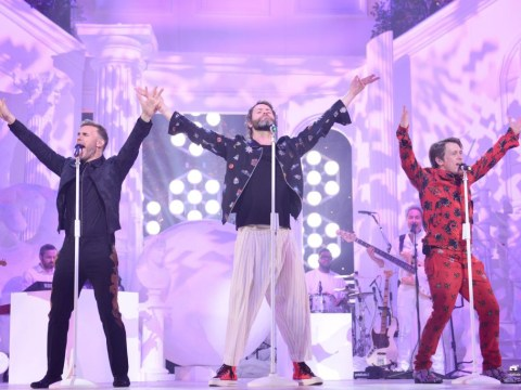 An Evening With Take That branded a hit fans would Never Forget