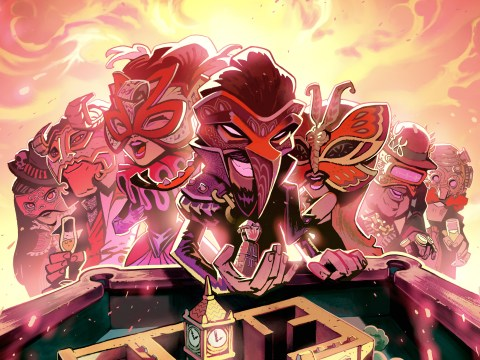 The Sexy Brutale review – Majora's Groundhog Day