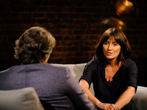 Davina McCall reveals friend gave her the wake up call that made her quit heroin