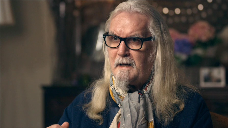 Never-before-seen footage of Billy Connolly to be shown in comedian's new show Billy & Me