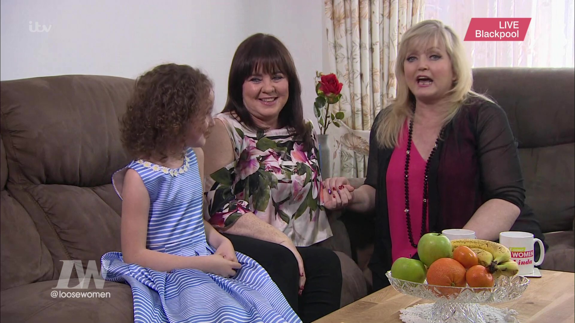 Linda Nolan's niece Ava 'hero of the day' for helping during accident that would lead to shock cancer diagnosis