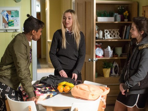 EastEnders spoilers: Bullies Alexandra and Madison take nasty revenge against Louise Mitchell