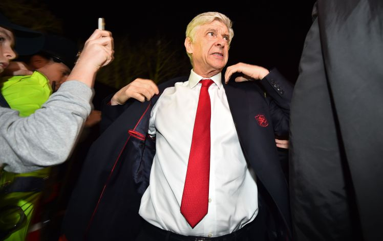 Brendan Rodgers is contender to replace Arsene Wenger at Arsenal, says Charlie Nicholas