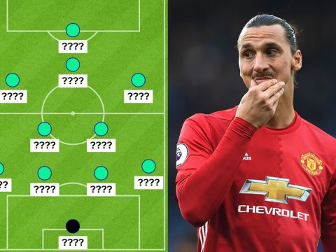 Ryan Giggs names two Manchester United players in team of the season – but not Zlatan Ibrahimovic