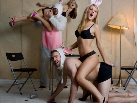 5 men answer questions from women about what really happens on a stag do