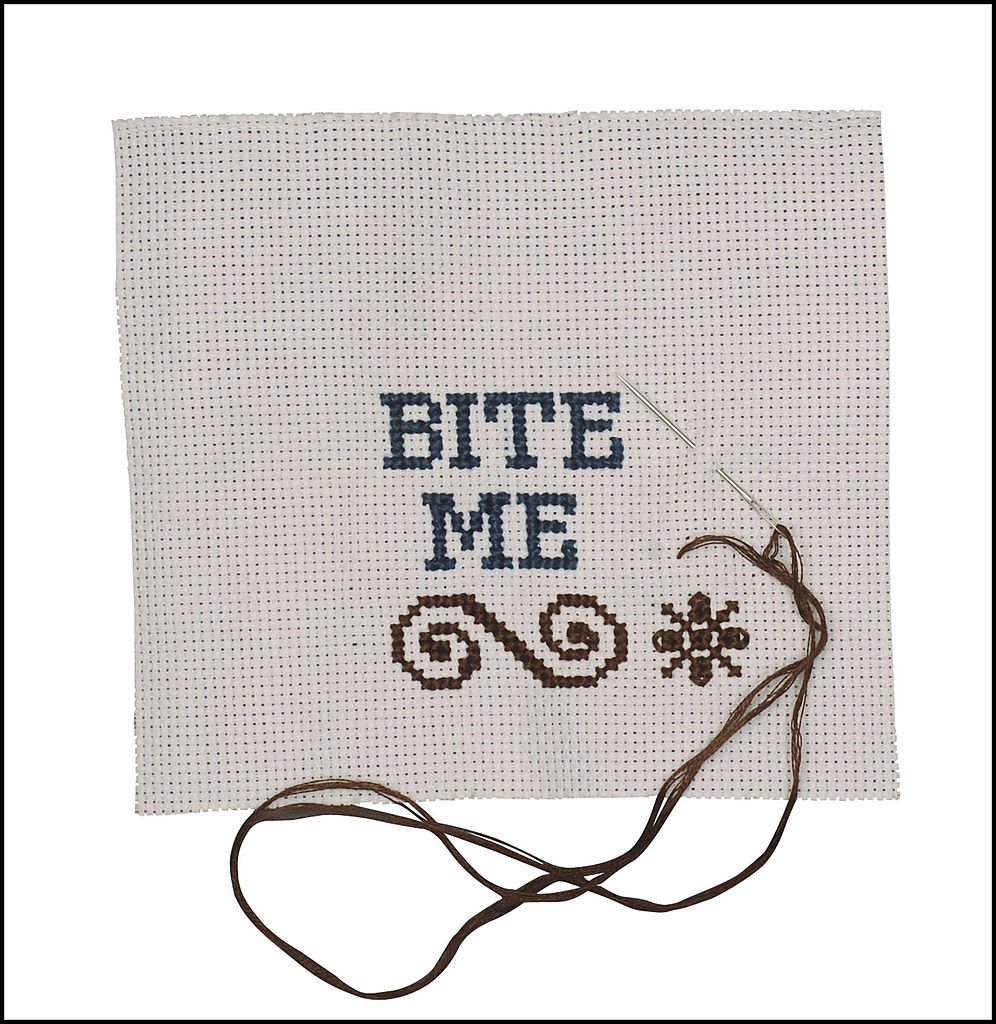 15 reasons to immediately try cross stitching