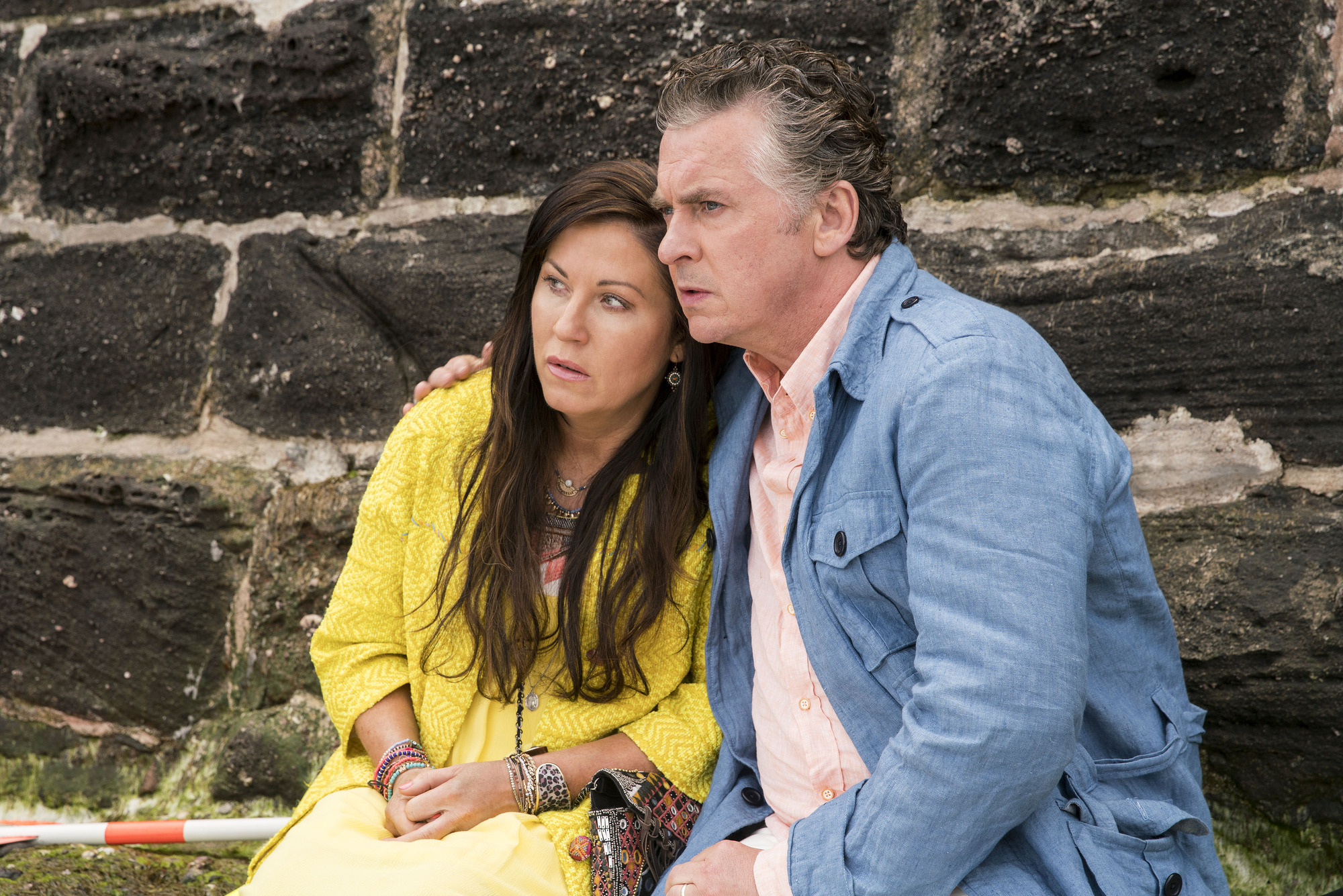 Shane Richie and Jessie Wallace say non-EastEnders fans will love Redwater: 'It's highbrow'