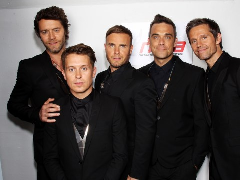 Take That planning 30-year anniversary tour WITH Jason Orange and Robbie Williams
