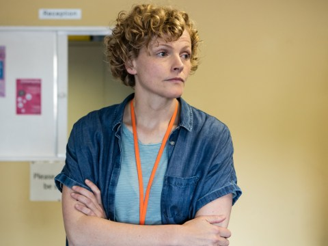 Maxine Peake says her role in Three Girls was 'empowering and encouraging'