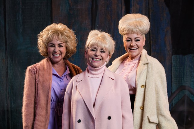Barbara Windsor biopic: Babs cast, spoilers, when it's on