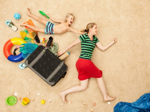 11 ways children always ruin holidays (so you might as well leave them at home)