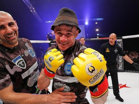 British MMA fighter Nathaniel Wood promises to take home gold at Cage Warriors 84