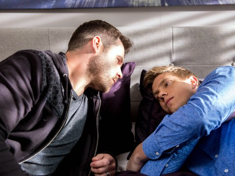 Emmerdale spoilers: Aaron Dingle tells Robert Sugden that he will support him as a dad
