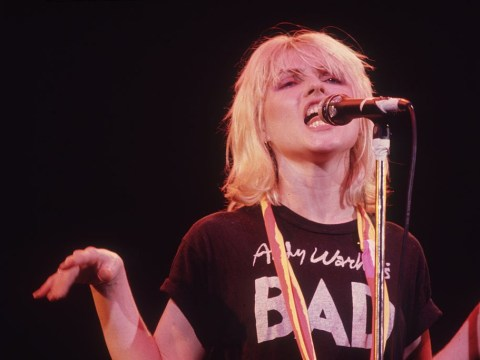 Blondie's Debbie Harry admits drugs are 'a real drag'