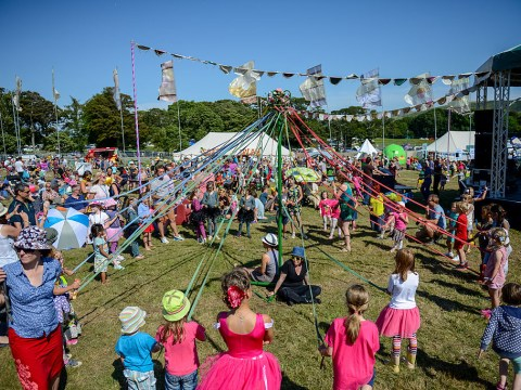 10 top family festivals in the UK, including Camp Bestival and Latitude