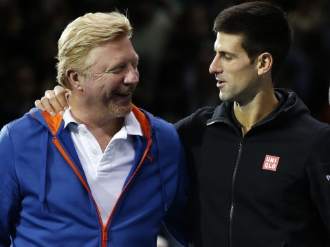 Boris Becker believes Novak Djokovic and Andre Agassi can strike positive partnership