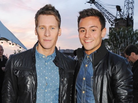 Tom Daley's husband Dustin Lance Black gives an epic speech at Pride: 'We must rise up'