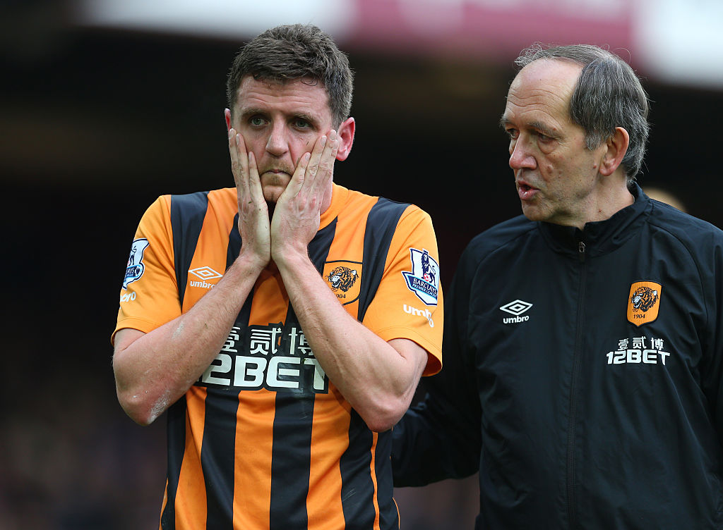 Hull City star Alex Bruce learns he's leaving the club… via Twitter!
