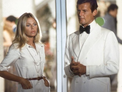'My Bond is gone': Britt Ekland pays emotional tribute to Sir Roger Moore