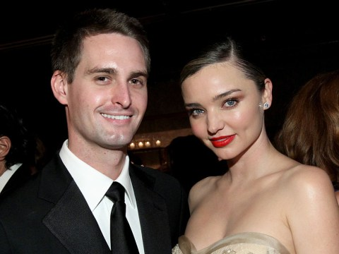 Miranda Kerr and Evan Spiegel 'marry in front of 40 guests in lavish ceremony at their private California home'