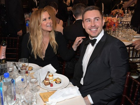 Amy Schumer and Ben Hanisch split just months after he called her the 'love of my life'