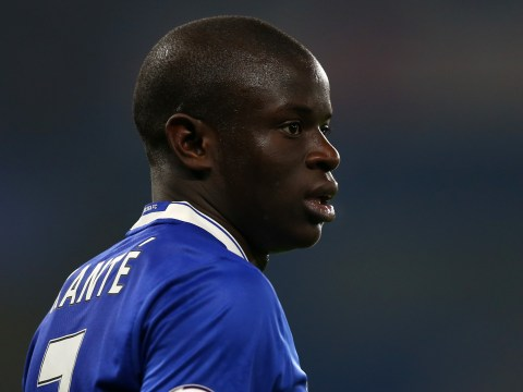 N'Golo Kante voted Football Writers' Player of the Year after already bagging PFA gong