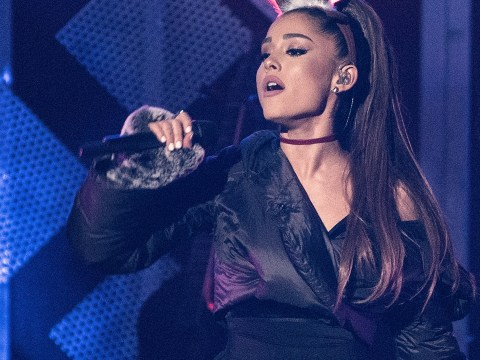 Ariana Grande sends heartbreaking message to fans after Manchester bombing: 'i am so so sorry'