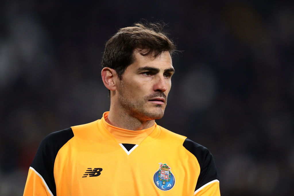 Liverpool in talks with Real Madrid legend Iker Casillas over stunning free transfer
