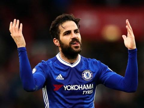 Chelsea star Cesc Fabregas sets Premier League assists record against Middlesbrough