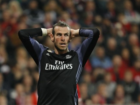 Manchester United confident of Gareth Bale transfer should he not start Champions League final