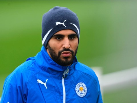 Arsenal closing in on Riyad Mahrez transfer after Leicester City star gives up on Barcelona