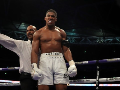 Anthony Joshua set for IBF title defence after Wladimir Klitschko's retirement call