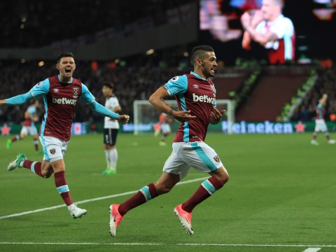 West Ham 1-0 Tottenham player ratings: Manuel Lanzini surely hands the title to Chelsea