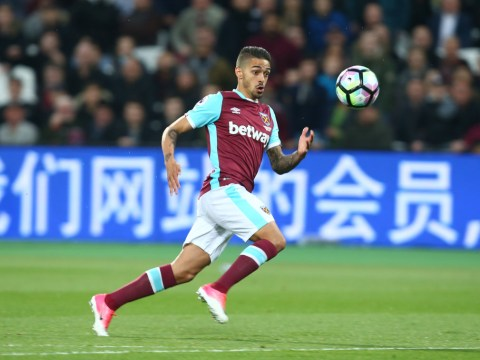 Manuel Lanzini insists he is happy at West Ham amid Arsenal and Liverpool transfer rumours