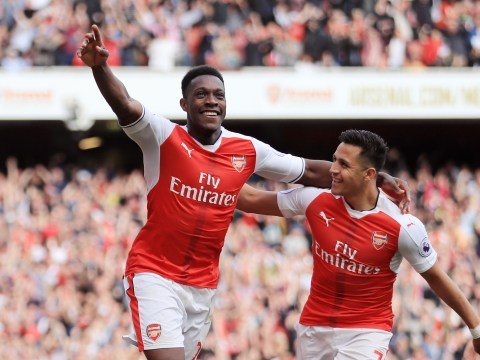 Arsenal's Danny Welbeck explains why he has no qualms celebrating against Manchester United
