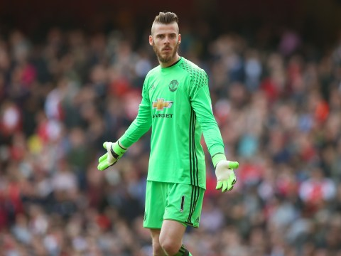 David de Gea is happy at Manchester United, says team-mate Juan Mata