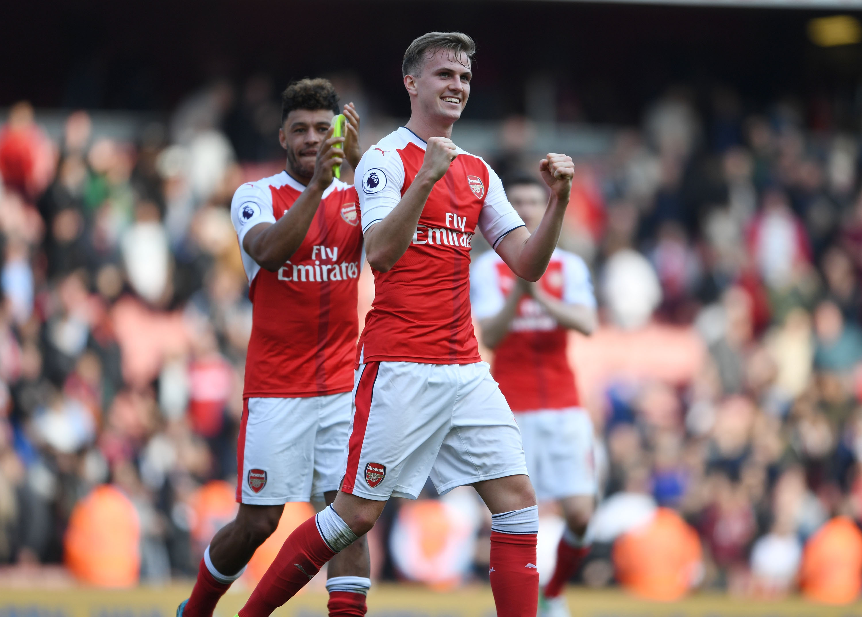Arsenal fans compare Rob Holding to Fabio Cannavaro with new chant