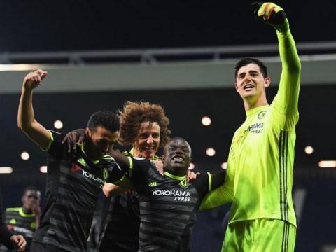 Thibaut Courtois certain to win Premier League Golden Glove after Leicester score against Tottenham