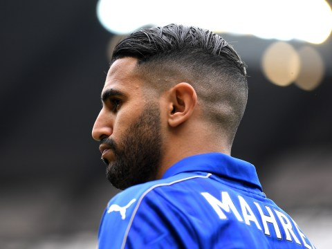 Riyad Mahrez sends transfer message to Arsene Wenger amid Arsenal interest
