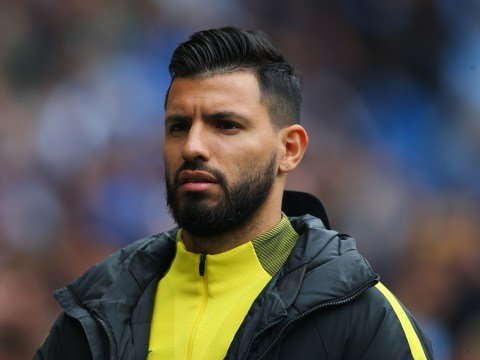 Sergio Aguero to stay at Manchester City, insists agent
