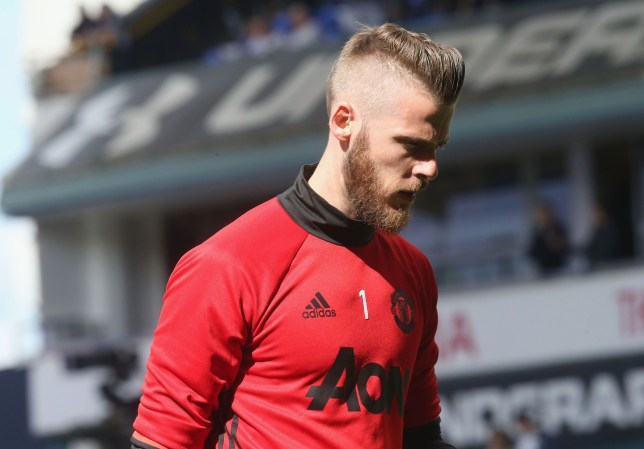 Jose Mourinho confirms David De Gea will not play again for Manchester United this season