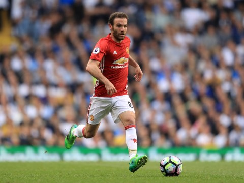 Manchester United's Juan Mata reveals longing for the Champions League