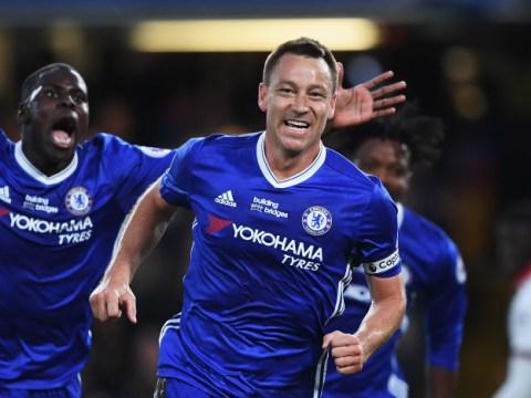 Chelsea captain John Terry has scored in 17 Premier League seasons in a row