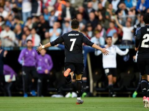 Cristiano Ronaldo most lethal European goalscorer ever after hitting 368 goals