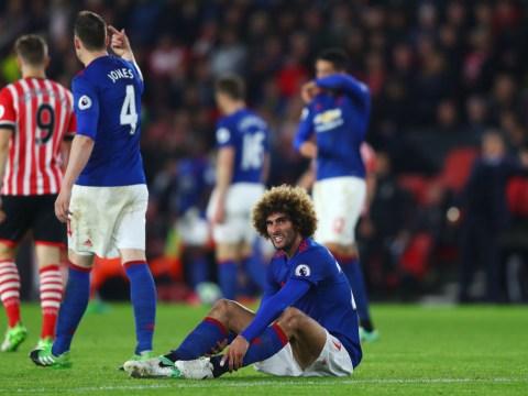 Manchester United boss Jose Mourinho allays fears Marouane Fellaini injury is serious