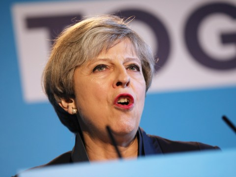 What is the Conservative party's 'Dementia tax'?